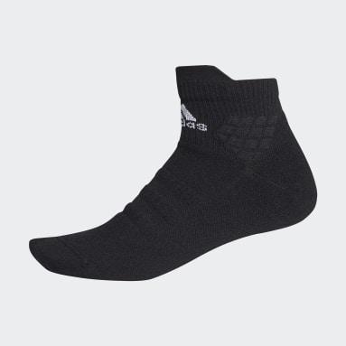 Vintersporter Svart Alphaskin Ankle Socks