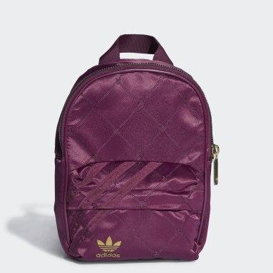 Women Originals Burgundy Backpack