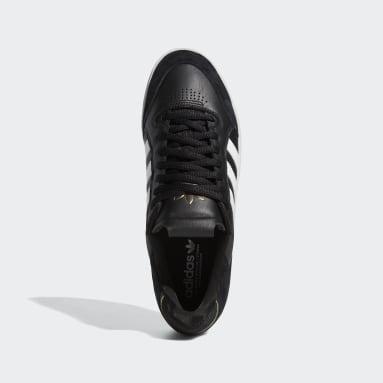 Originals Sort Tyshawn Low sko