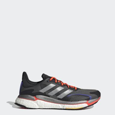 Erkek Koşu Gri Solarboost 3 Ayakkabı