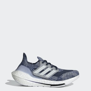 Youth Running Blue Ultraboost 21 Primeblue Shoes