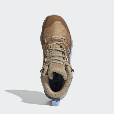 Dam TERREX Beige Terrex Swift R3 Mid GORE-TEX Hiking Shoes