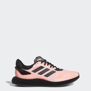 วิ่ง สีส้ม รองเท้า 4D Run 1.0