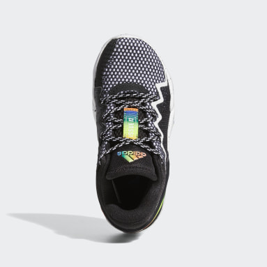 Children Basketball Black Donovan Mitchell D.O.N. Issue #2 Shoes