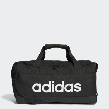 Training Siyah Essentials Logo Duffel Çanta - Ekstra Küçük Boy