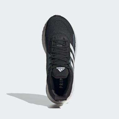 Women's Running Black SolarGlide ST Shoes