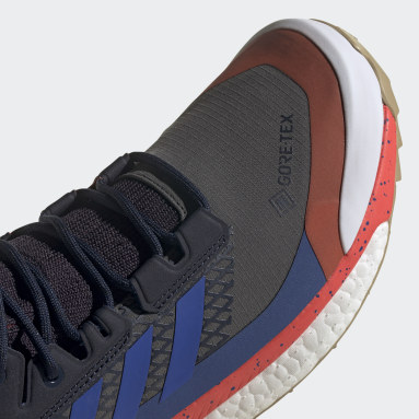 TERREX Grey Terrex Free Hiker Gore-Tex Hiking Shoes