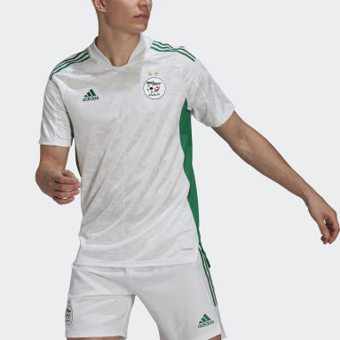 Algeria 20/21 Home Jersey Bialy