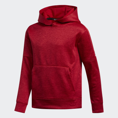 Children Training Red Team Issue Pullover Hoodie