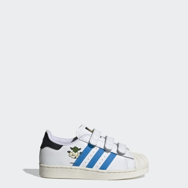 Superstar Star Wars Shoes Bialy