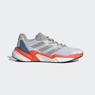 Hardlopen Wit X9000L3 Schoenen