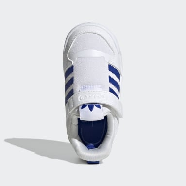 Infant & Toddler Originals White Forum 360 Shoes