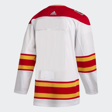 Hockey Multi Flames Heritage Classic Authentic Pro Jersey