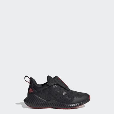 Kids Sportswear Black FortaRun Tango AC Shoes