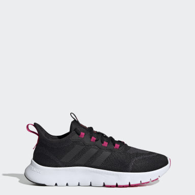 Women's Running Black Nario Move Shoes