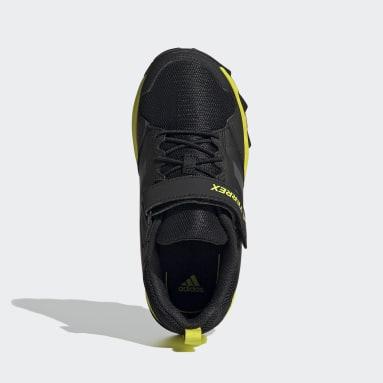 Children TERREX Black Terrex Tracerocker CF Hiking Shoes