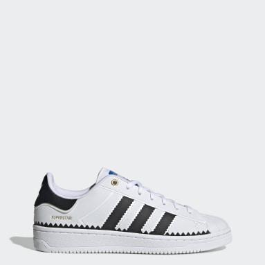 Men Originals White Superstar OT Tech Shoes