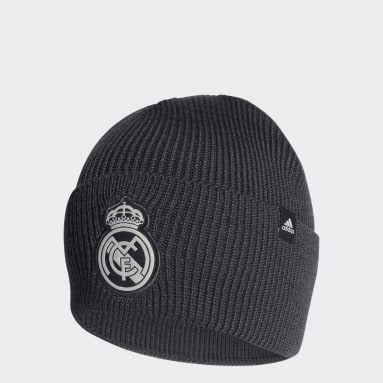 Bonnet Real Madrid Gris Football