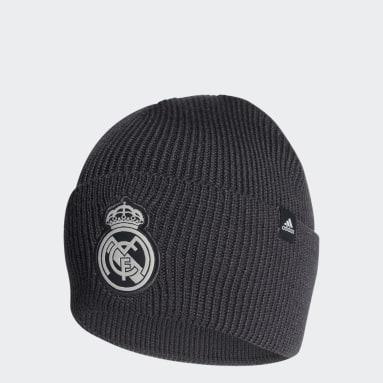 Gorro Real Madrid Gris Fútbol