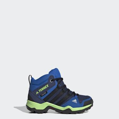 синий Ботинки AX2R ClimaProof Mid