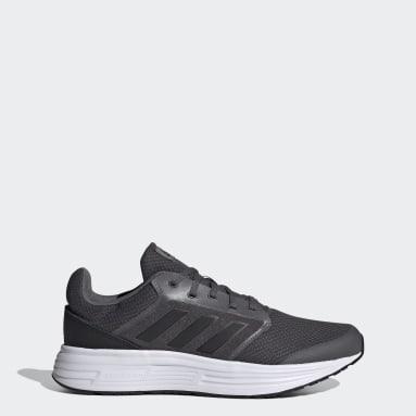 Men Running Grey Galaxy 5 Shoes