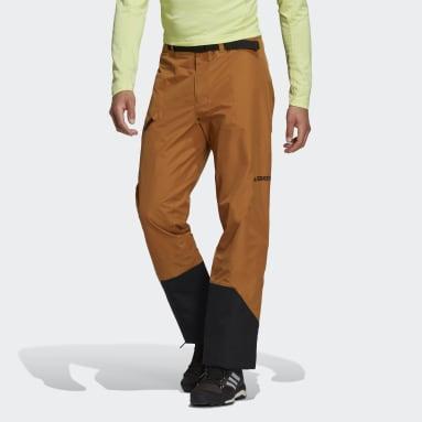 Pantalón Terrex Techrock Gore-Tex Pro Marrón Hombre TERREX