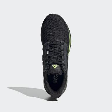 Men Running Grey EQ19 Run Winter Shoes