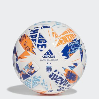 Minipelota Argentina 20 Blanco Hombre Fútbol