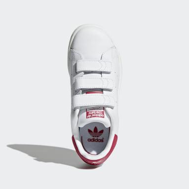 Tenis Stan Smith (UNISEX) Blanco Niña Originals
