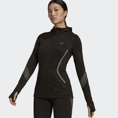 черный Куртка adidas by Stella McCartney TruePace Midlayer COLD.RDY