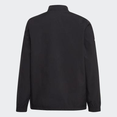 Camiseta Condivo 21 Primegreen Hybrid Negro Niño Fútbol