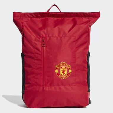 Futbal červená Ruksak Manchester United