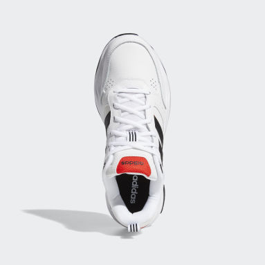 Sapatos Strutter Branco Ginásio E Treino