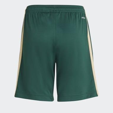 Kids Football Green Celtic FC 21/22 Away Shorts