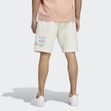 Men Originals White Logo Play Shorts