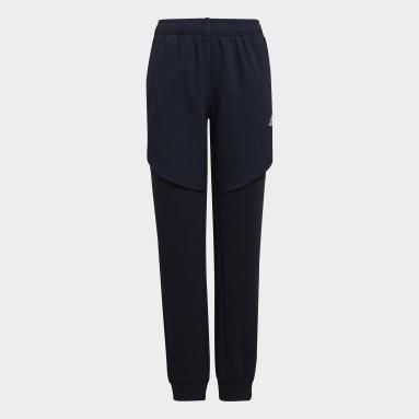 синий Брюки XFG Zip Pocket