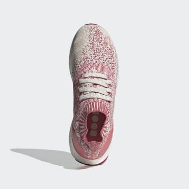 Zapatilla Ultraboost Uncaged Rosa Mujer Running