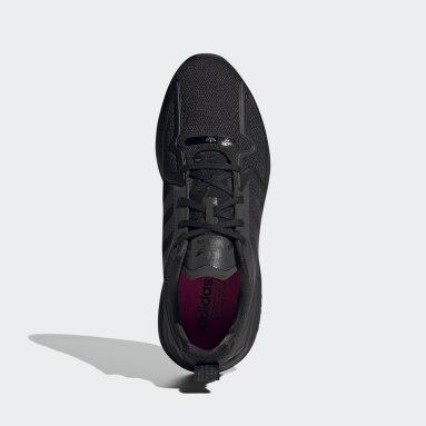 Women Originals Black ZX 2K Flux Shoes