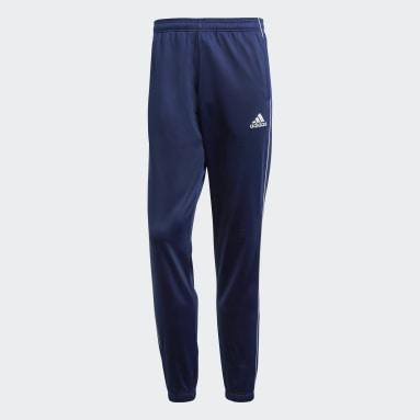 Muži Cvičení A Trénink modrá Kalhoty Core 18