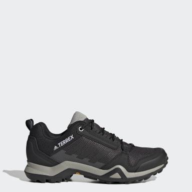 Women Outdoor Grey Terrex AX3 Hiking Shoes