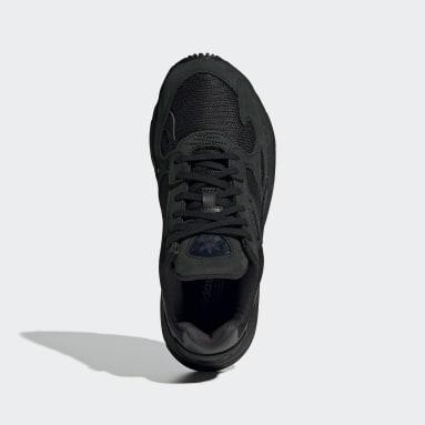 Dames Originals Zwart Falcon Schoenen