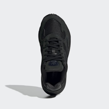 Women Originals Black Falcon Shoes
