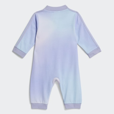 Infant & Toddler Training Multi French Terry Print Coverall