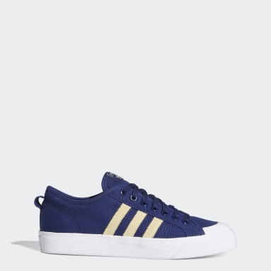 Men Originals Blue Nizza Shoes