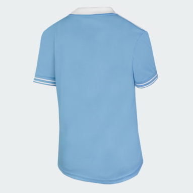 CAMISETA DE LOCAL Sporting Cristal 2021 Azul Mujer Fútbol