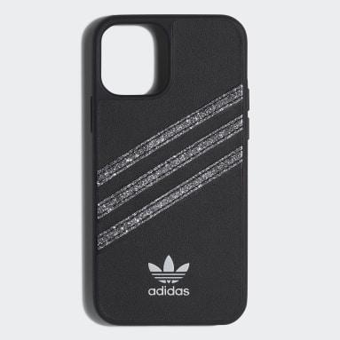 Originals Black Molded Case PU iPhone 12/12 Pro