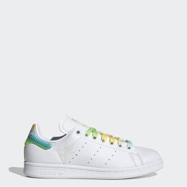 Women Originals Grey Stan Smith Tinkerbell Shoes