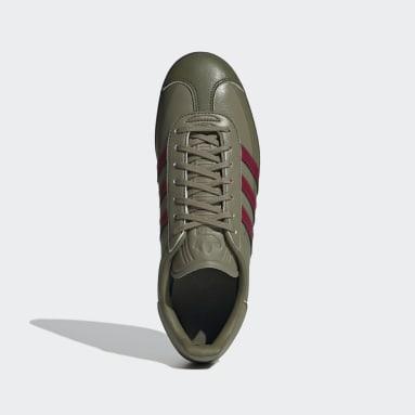 Originals Grøn Gazelle sko