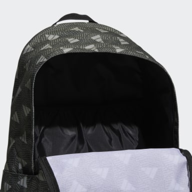 Gym & Training Green Classic Allover Print Backpack