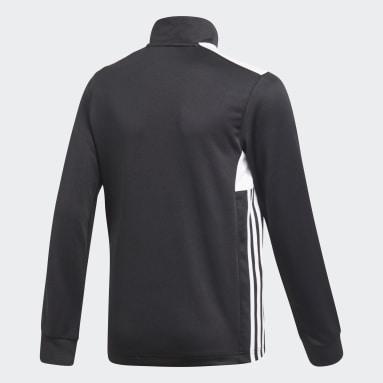 Camiseta entrenamiento Regista 18 Negro Niño Gimnasio Y Entrenamiento